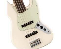 FENDER AMERICAN PROFESSIONAL JAZZ BASS V RW OLYMPIC WHITE Бас-гитара
