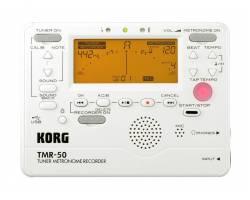 KORG TM 50 PW  Тюнер-метроном
