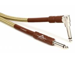 FENDER CUSTOM SHOP PERFORMANCE CABLE 18.6 ANGLED TW Кабель инструментальный