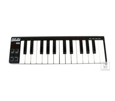 Купить AKAI LPK-25 MIDI клавиатура онлайн