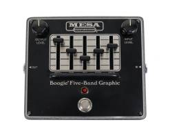 MESA BOOGIE 5 BAND GRAPHIC EQUALIZER PEDAL Педаль эффектов