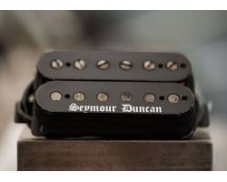 SEYMOUR DUNCAN BLACK WINTER 7-STRING HUMBUCKER NECK BLACK Звукосниматель