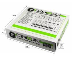 MACKIE MIX12FX  Микшерный пульт