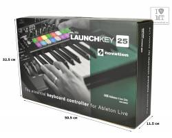 NOVATION LAUNCHKEY 25 MK2 MIDI клавиатура