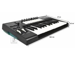 NOVATION LAUNCHKEY 25 MK2 MIDI клавиатура