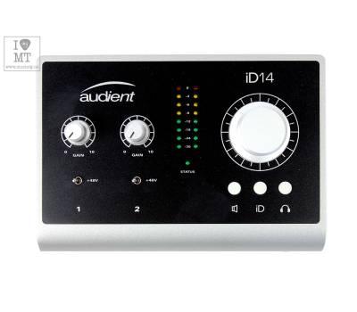 Купить AUDIENT ID14 Аудиоинтерфейс онлайн