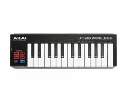 AKAI LPK25 WIRELESS MIDI клавиатура
