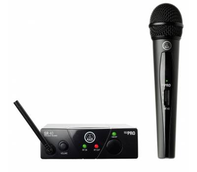 Купить AKG WMS40 Mini Vocal Set BD US45B Микрофонная радиосистема онлайн