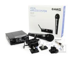 AKG WMS40 Mini Vocal Set BD US45B Микрофонная радиосистема