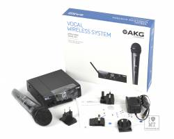 AKG WMS40 Mini Vocal Set BD US45C Микрофонная радиосистема