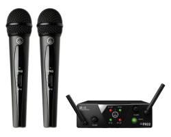AKG WMS40 Mini2 Vocal Set BD US45A/C EU/US/UK Мікрофонна радіосистема