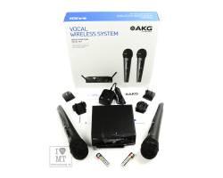 AKG WMS40 Mini2 Vocal Set BD US45A/C EU/US/UK Микрофонная радиосистема