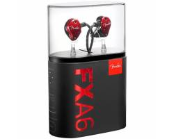 FENDER FXA6 IN-EAR MONITORS RED Ушные мониторы