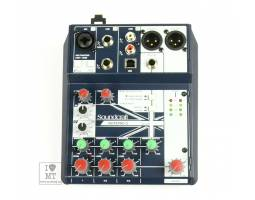 SOUNDCRAFT Notepad-5 Мікшерний пульт