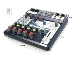 SOUNDCRAFT Notepad-8FX Микшерный пульт