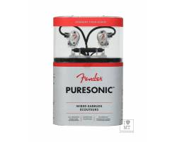 FENDER PURESONIC WIRED EARBUDS OLYMPIC PEARL Наушники