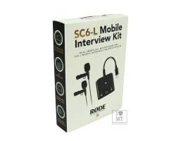 RODE SC6-L Mobile Interview Kit Комплект для звукозаписи