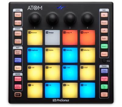 Купити PRESONUS ATOM MIDI контролер онлайн