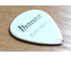 IBANEZ ACE161 WHITE EXTRA HEAVY Медиатор