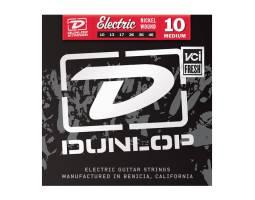 Dunlop DEN1046 Nickel Plated Steel Medium Струны для электрогитар