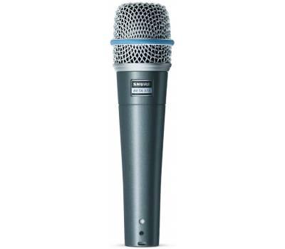 Купить SHURE BETA57A Микрофон онлайн