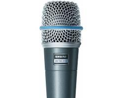 SHURE BETA57A Микрофон