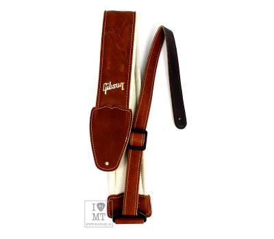 Купить GIBSON MONTANA STRAP TAN Ремень гитарный онлайн
