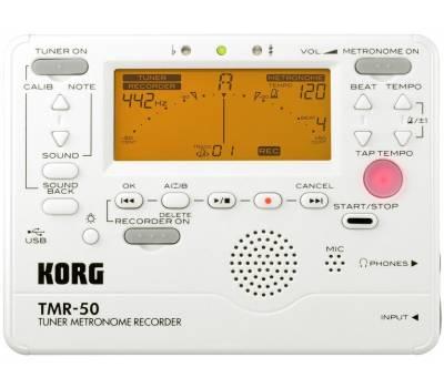 Купить KORG TMR 50 PW Тюнер-метроном онлайн
