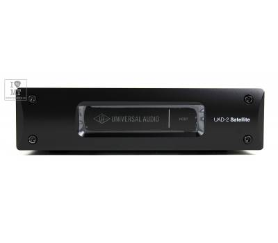 Купить UNIVERSAL AUDIO UAD-2 SATELLITE THUNDERBOLT OCTO CORE DSP процессор онлайн