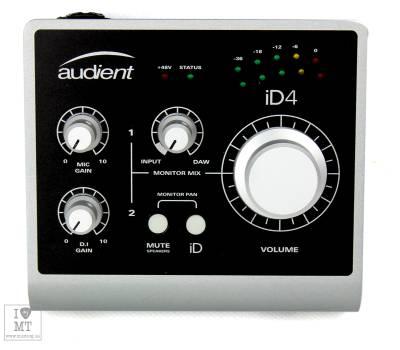 Купить AUDIENT iD4  Аудиоинтерфейс онлайн