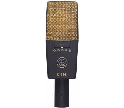 Купить AKG C414 XLII Микрофон онлайн