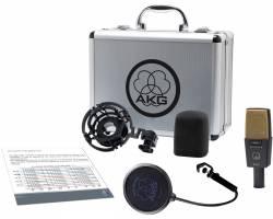 AKG C414 XLII Микрофон