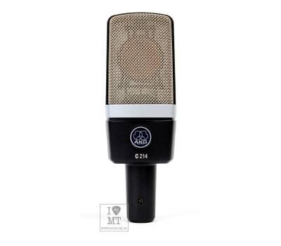 Купить AKG C214 Микрофон онлайн
