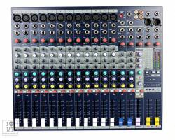 SOUNDCRAFT EFX12 Мікшерний пульт