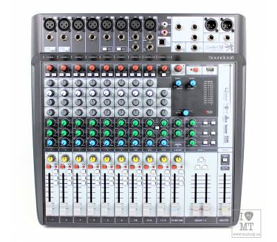 Купить SOUNDCRAFT Signature 12MTK Микшерный пульт онлайн
