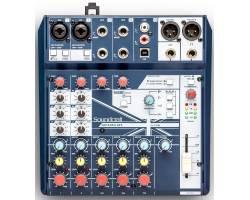 SOUNDCRAFT Notepad-8FX Мікшерний пульт