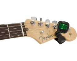 FENDER FT-1 PRO CLIP-ON TUNER BLACK Тюнер