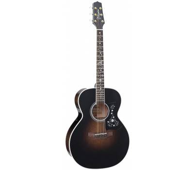 Купить TAKAMINE EF450-TT TBB Гитара электроакустическая онлайн