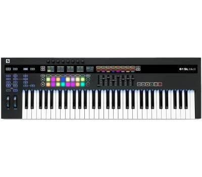 Купить NOVATION 61SL MKIII MIDI клавиатура онлайн