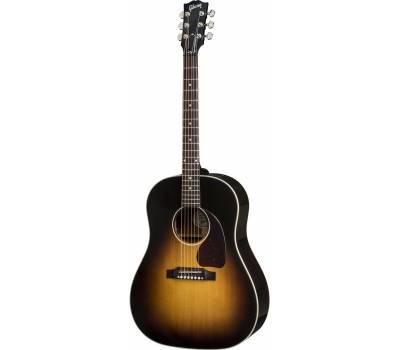 Купить GIBSON J-45 STANDARD VS (2019) Гитара электроакустическая онлайн