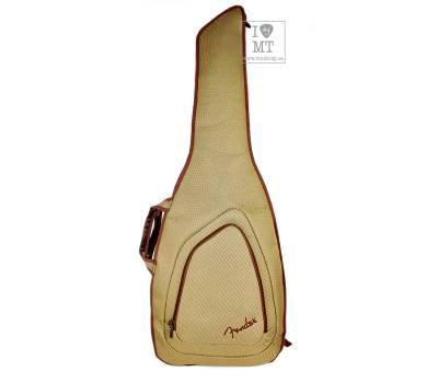 Купить FENDER FET-610 ELECTRIC GUITAR GIG BAG TWEED Чехол для электрогитары онлайн