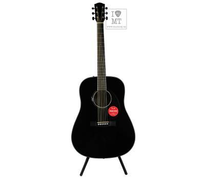Купить FENDER CD-60S BLACK WN Гитара акустическая онлайн