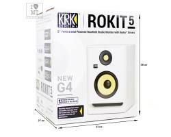 KRK ROKIT 5 G4 WN Студийный монитор