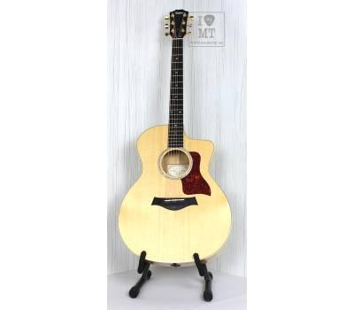 Купить TAYLOR GUITARS 214ce-K DLX Гитара электроакустическая онлайн