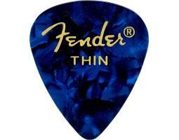 FENDER 351 BLUE MOTO (12 PK) THIN Медиатор