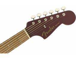 FENDER MALIBU PLAYER BURGUNDY SATIN Гитара электроакустическая