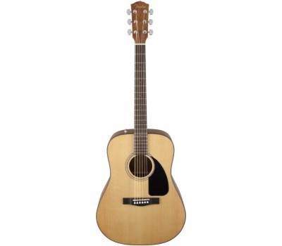 FENDER CD-60 V3 WN NATURAL Гитара акустическая