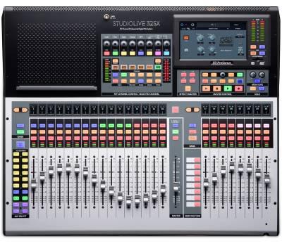 Купить PRESONUS StudioLive 32SX Микшерный пульт онлайн