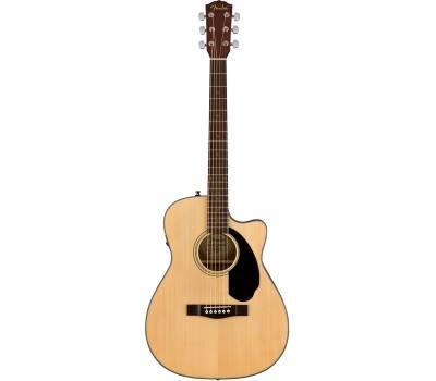 Купить FENDER CC-60SCE WN NAT Гитара электроакустическая онлайн