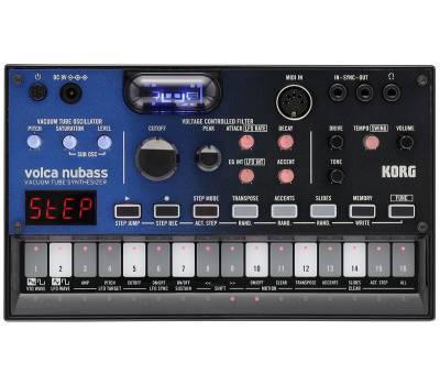 Купить KORG VOLCA-NUBASS Синтезатор онлайн